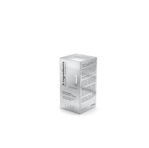 X- Ingredients Strong 1 - 7 Growth Factors