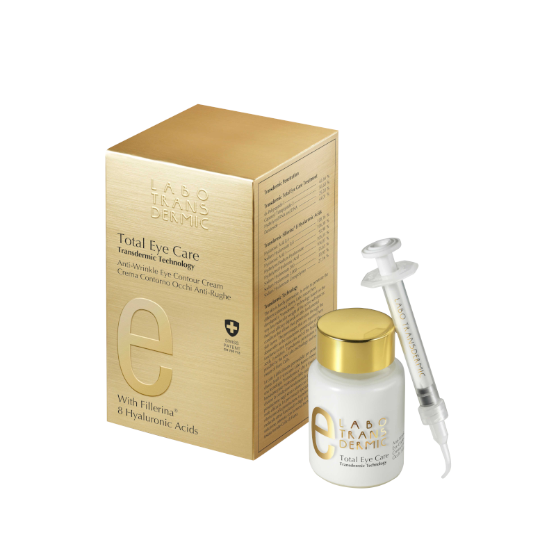Transdermic Anti-Wrinkle Eye Contour cream