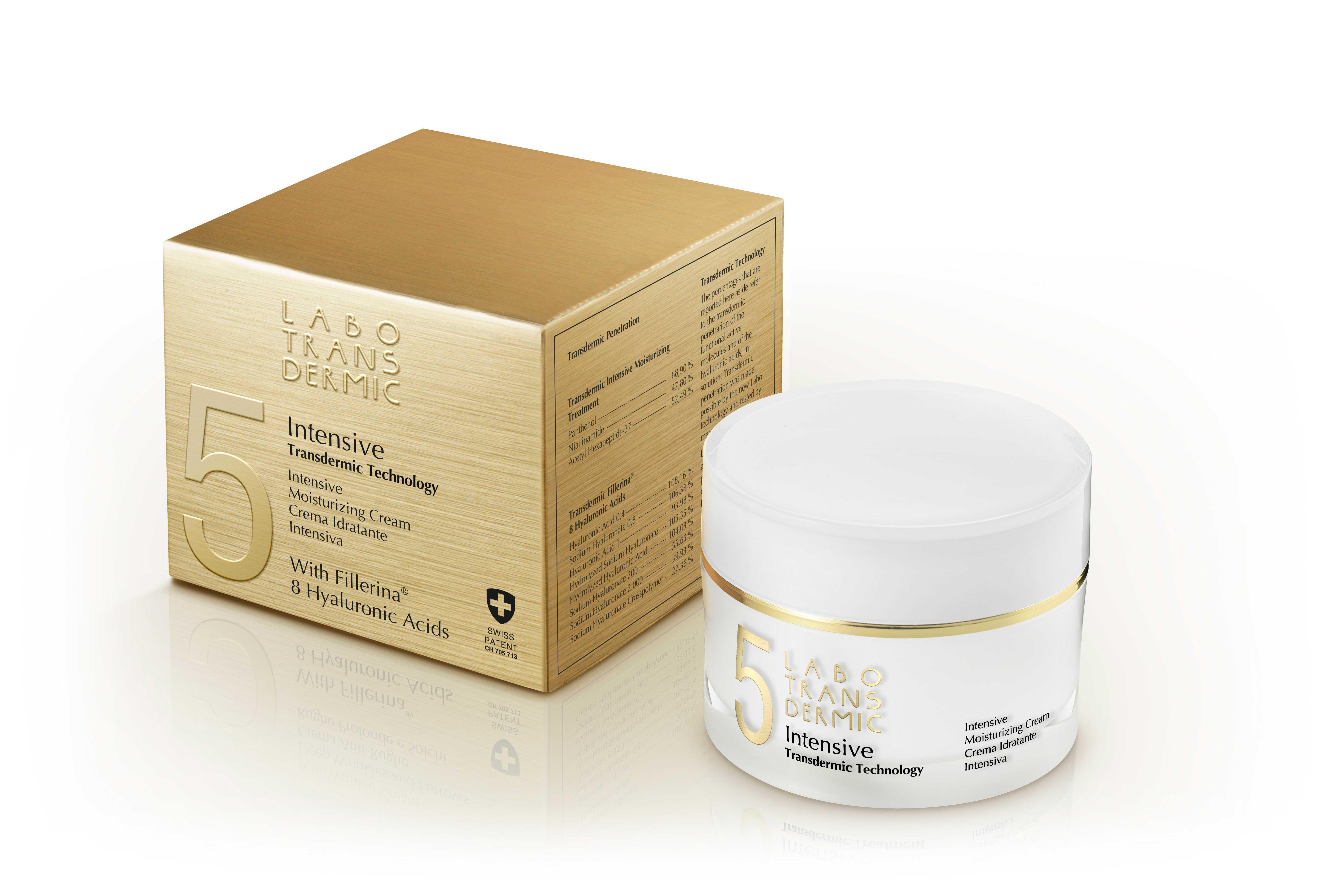 Transdermic Intensive Moisturizing cream
