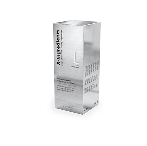 X- Ingredients Transdermic Base Light