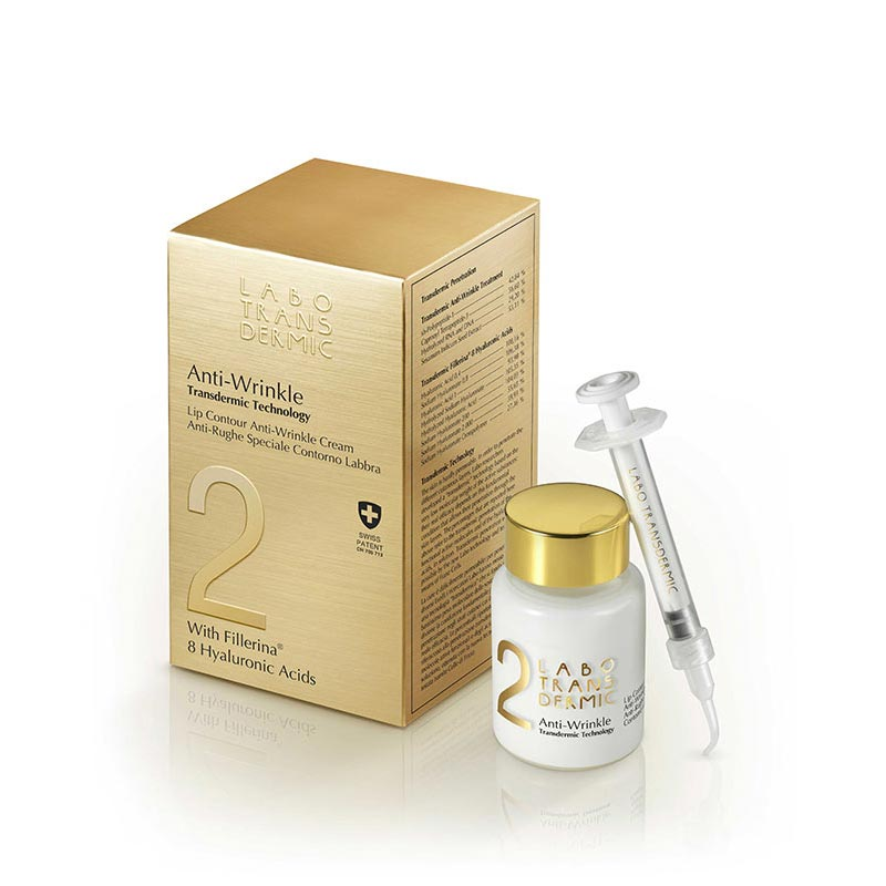 Transdermic Anti- Wrinkle Lip Contour cream