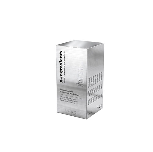 X- Ingredients Transdermic Base Eye & Lip