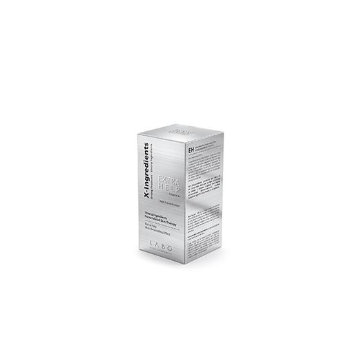 X- Ingredients Extra Help Vitamin A
