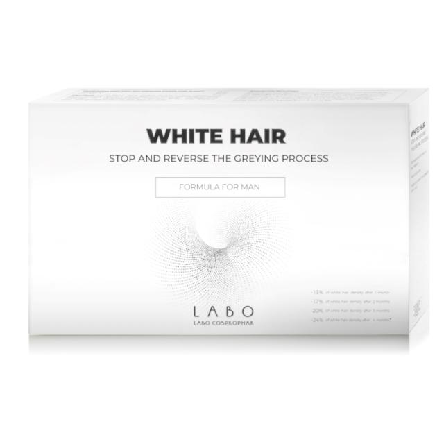 White Hair Man