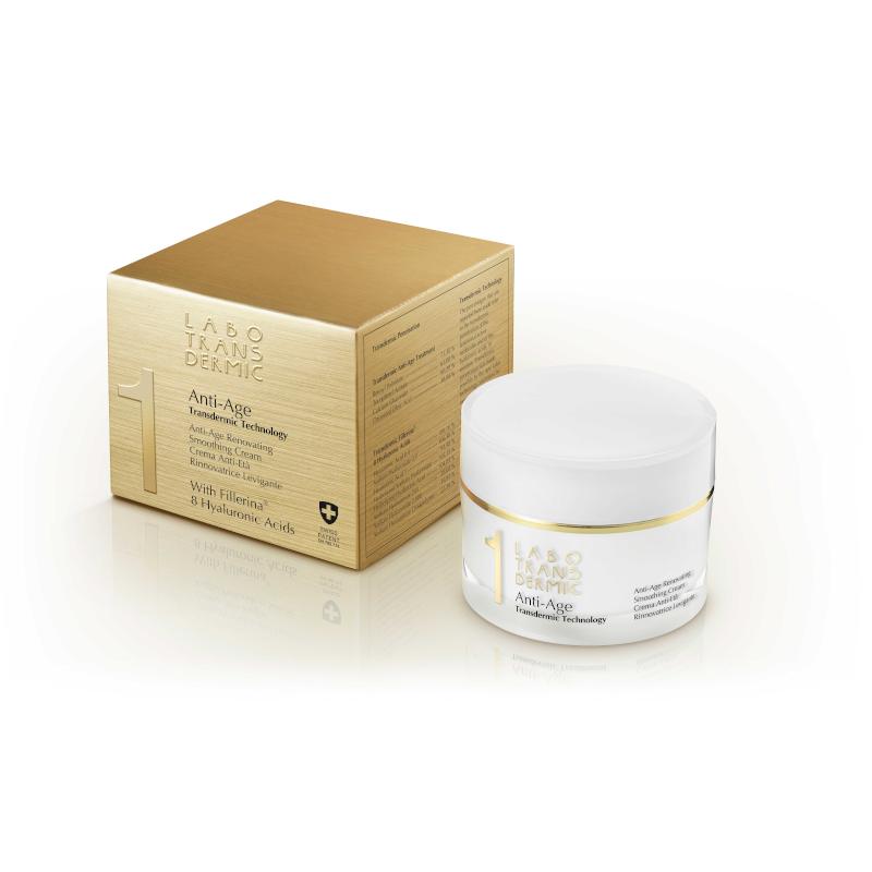 Transdermic Anti-Age Renovating Smoothing Cream
