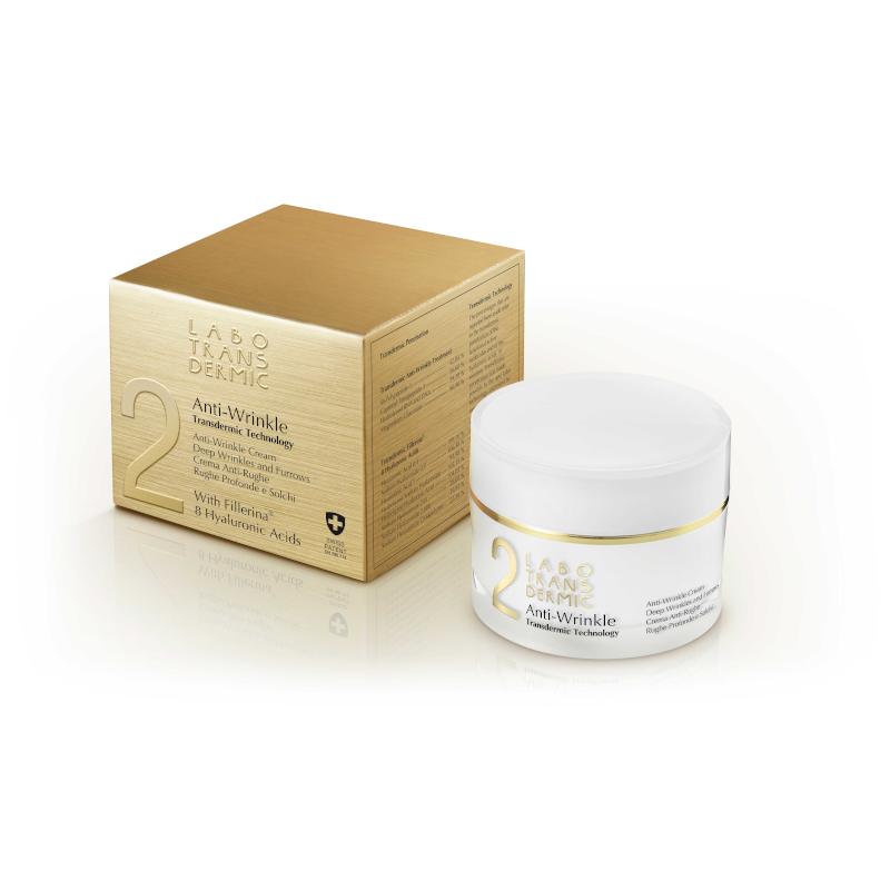 Transdermic Anti-Wrinkle Cream - Deep Wrinkle and Furrows