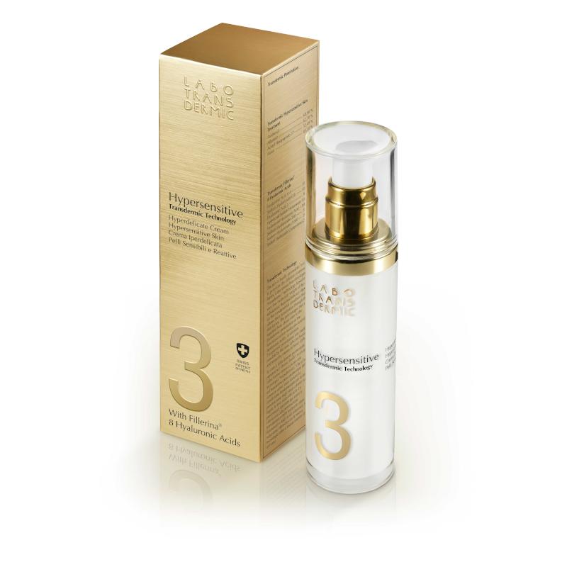 Transdermic Hypersensitive Nourishing Protective Cream