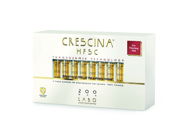 Crescina Transdermic Ανάπτυξη HFSC Man